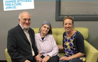 Parkinson's West Herts - David Hilary Vicky