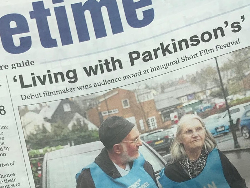 Freetime: Living with Parkinson's