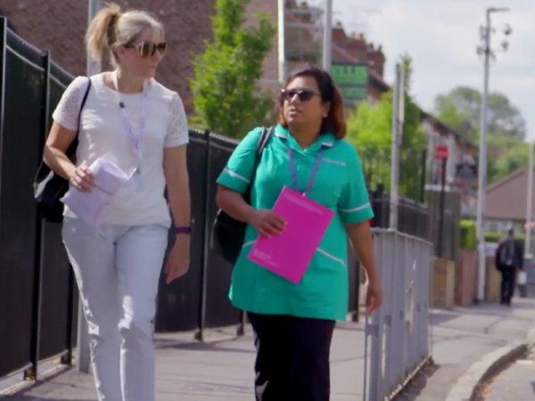 NHS Walking