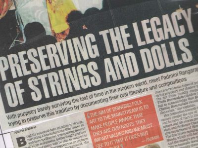 Preserving the legacy of strings and dolls