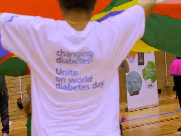 How Fundraising helps support Children & Young People with Type 1 Diabetes